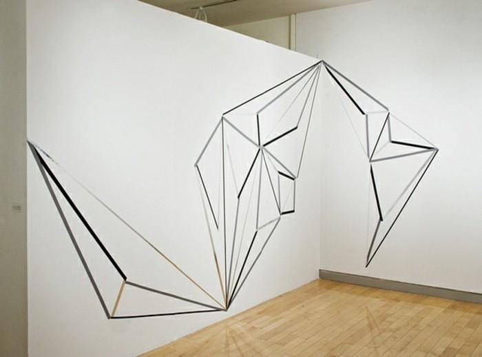 vorlage-zum-ausmalen-weisse-wand-gestalten-farbgestaltung-geometrische-formen