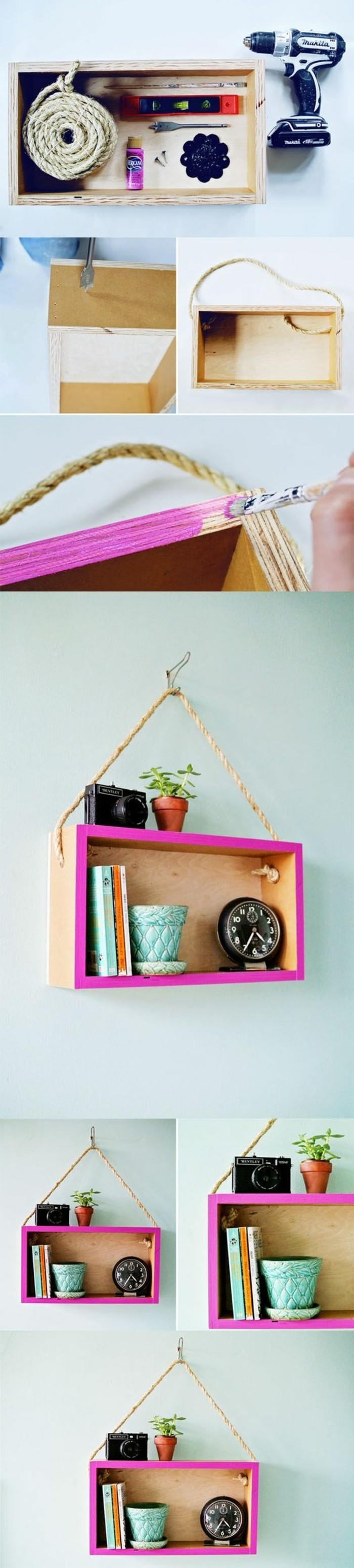 Wanddeko selber machen: 68 tolle Ideen für Ihr Zuhause