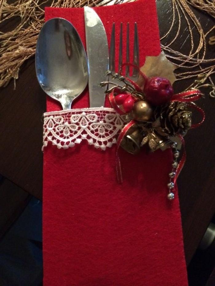 serviette zu einem stern falten. coole idee zum servietten falten ... - Weihnachtsservietten Falten