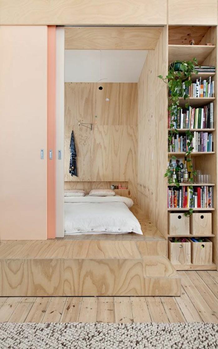 kleine wohnung einrichten 68 inspirierende ideen und vorschl ge. Black Bedroom Furniture Sets. Home Design Ideas