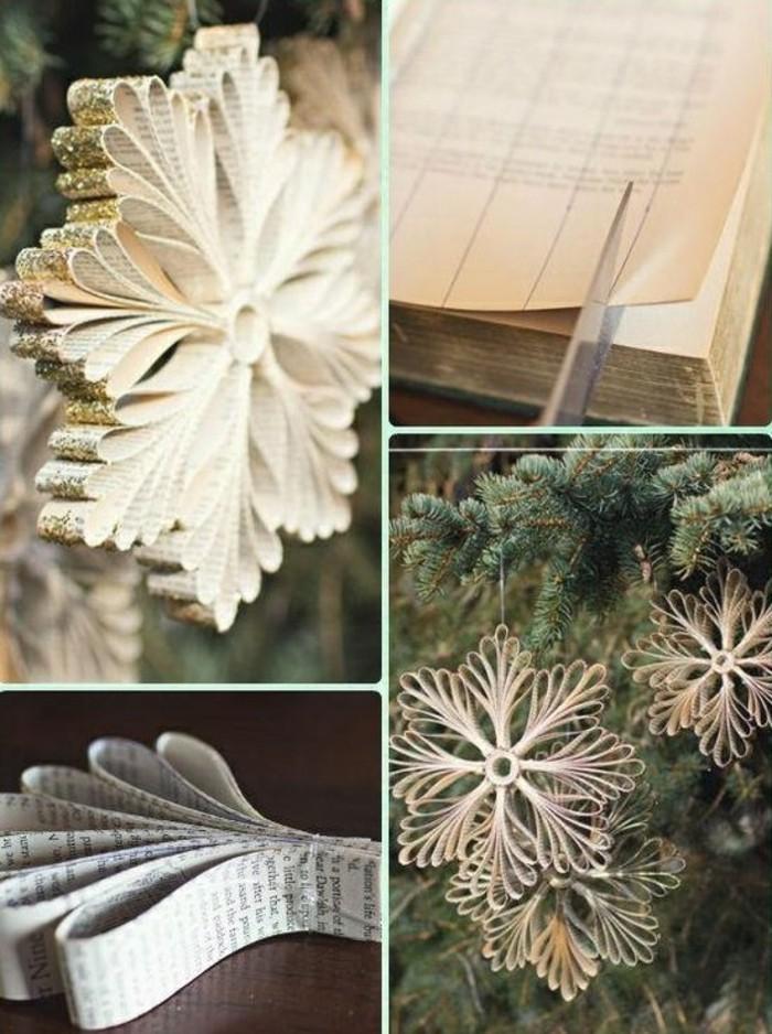 111-weihnachtsdeko-selber-machen-schneeflocken-aus-papier-brokat