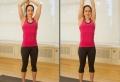 Workout für Zuhause: sich in Form mit einfachen Übungen bringen