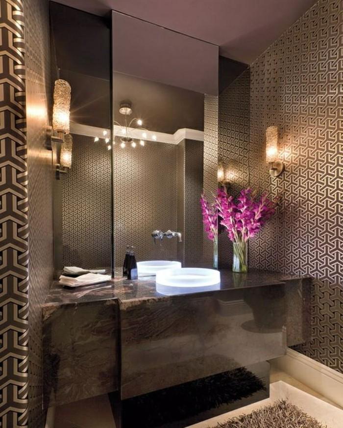 ... Nett Badezimmer Lampen Wand Ideen Die Besten Wohnideen For Badezimmer  Lampen Ideen ...