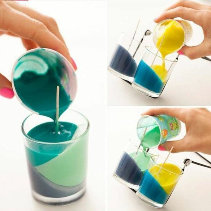 diy-ideen-kerzen-in-verschiedenen-farben-glaeser-farben-mischen