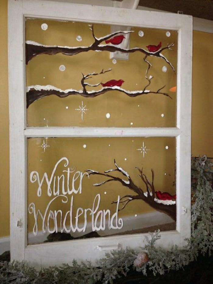 fensterbild-weihnachten-schoene-dekoideen