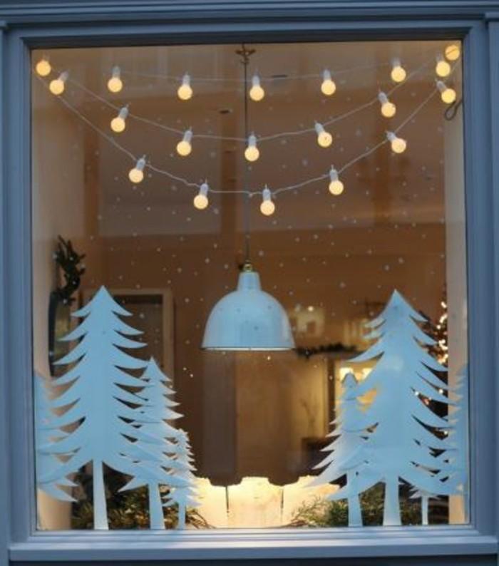 fensterbild-weihnachten-tannenbaeume