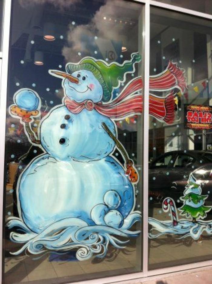 fensterbild-weihnachten-toller-schneemann