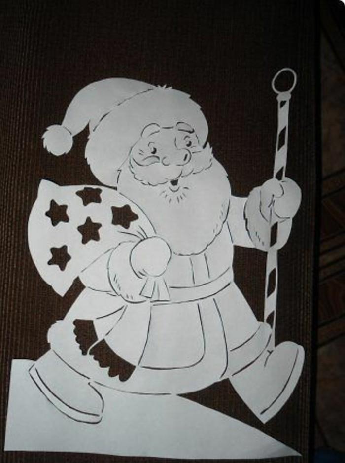 fensterbild-weihnachten-weihnachtsmann-selber-schaffen