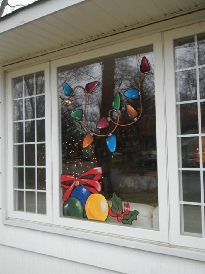 fensterbilder-weihnachten-vorlagen-und-fensterdeko-ideen