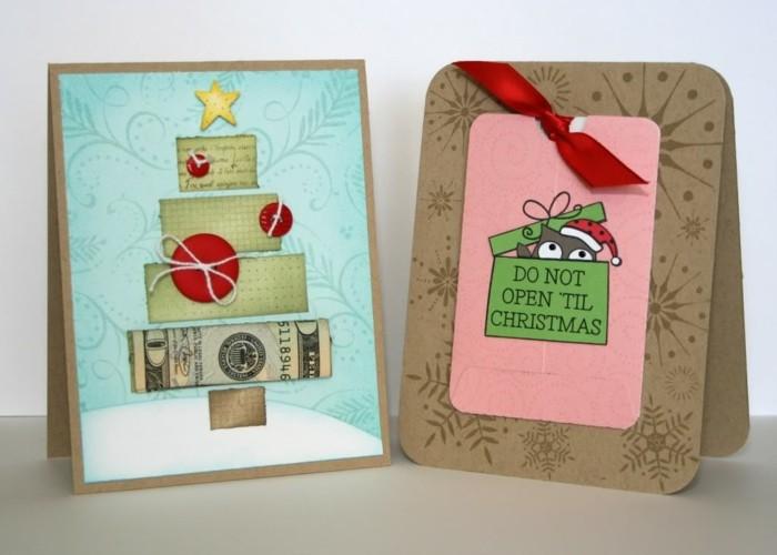 geldgeschenke-zu-weihnachten-eine-karte-mit-weihnachtsbaum-dessen-stamm-aus-geld-besteht
