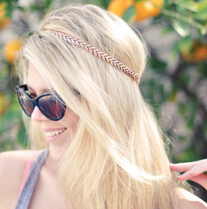 7b382d644ed748 Über 50 originelle Ideen, wie Sie Haarband selber machen - Archzine.net