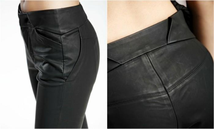 ausgefallene-mode-italienische-mode-schwarze-hose-leder