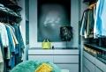 Offener Kleiderschrank – 70 erstaunliche Ideen für Ihre Luxuswohnung