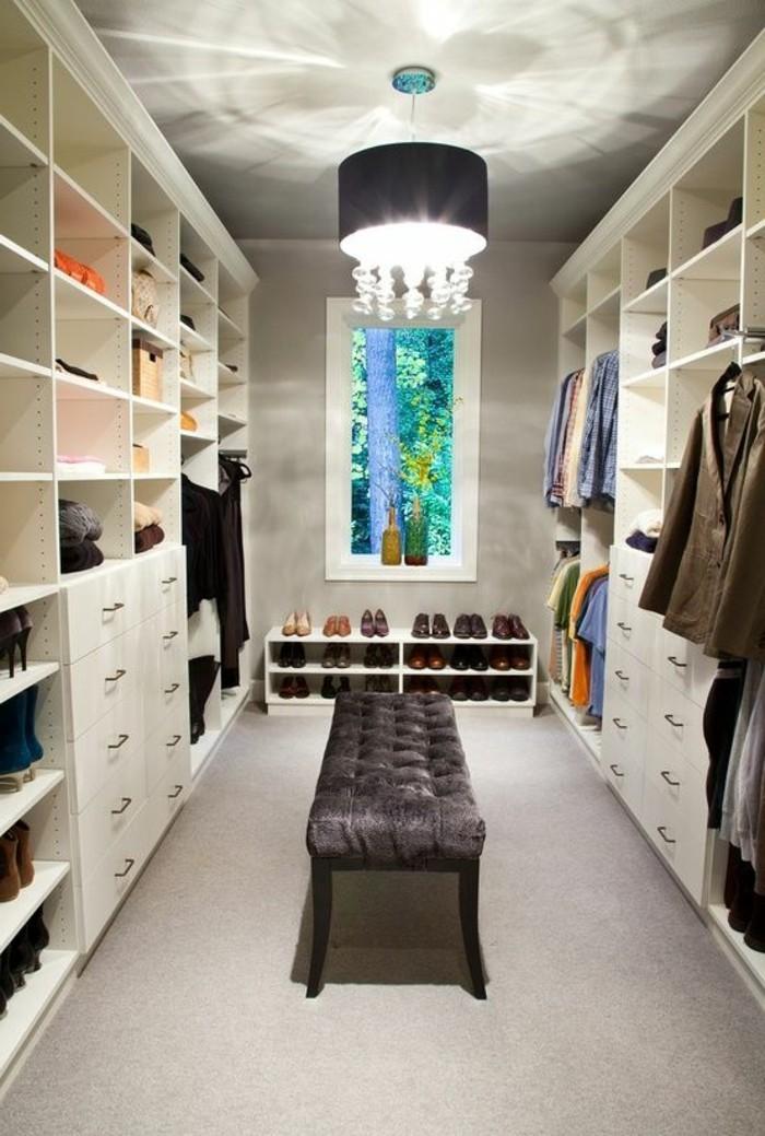 1001 ideen f r offener kleiderschrank tolle wohnideen - Ankleidezimmer gestalten ...