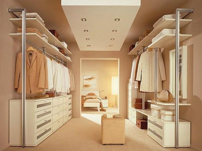 1001 ideen f r offener kleiderschrank tolle wohnideen. Black Bedroom Furniture Sets. Home Design Ideas