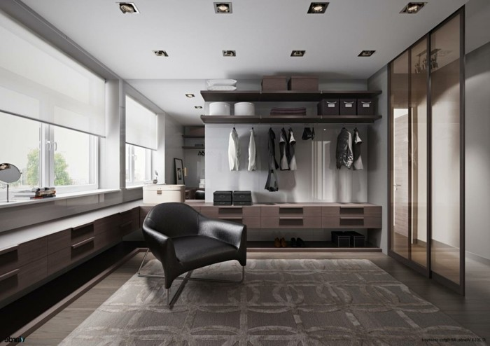 begehbarer-kleiderschrank-system-sesse-schwarz-im-ankleidezimmer-anzug