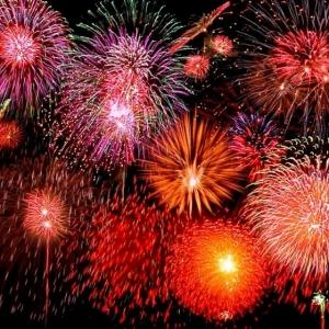 Feuerwerk Bilder - über 50 Ideen für ein faszinierendes Erlebnis