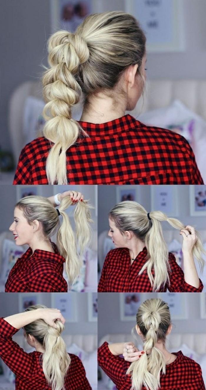 Genial Frisuren Zum Selber Machen Mit Anleitung Finden Sie Die