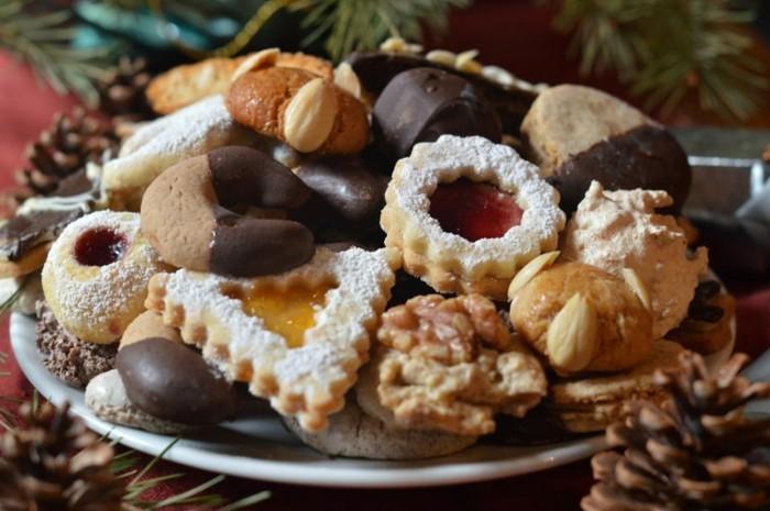 einfaches-dessert-weihnachtsplaetzchen-nachspeise-weihnachten