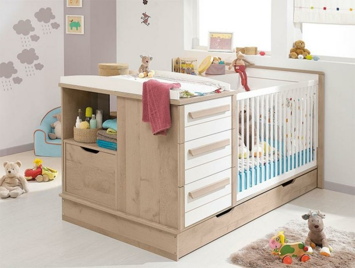 exklusive babybetten sorgen f r exklusiven komfort. Black Bedroom Furniture Sets. Home Design Ideas