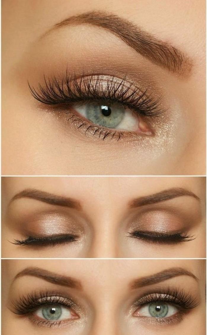 glamour-make-up-simpel-no-makeupp-lange-wimpern-nude-beige-farben
