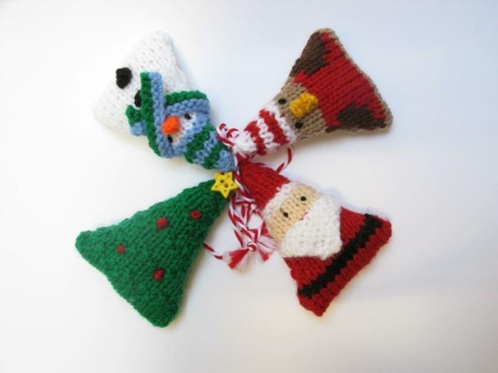 haekeln-weihnachten-schnee-und-weihnachtsmann