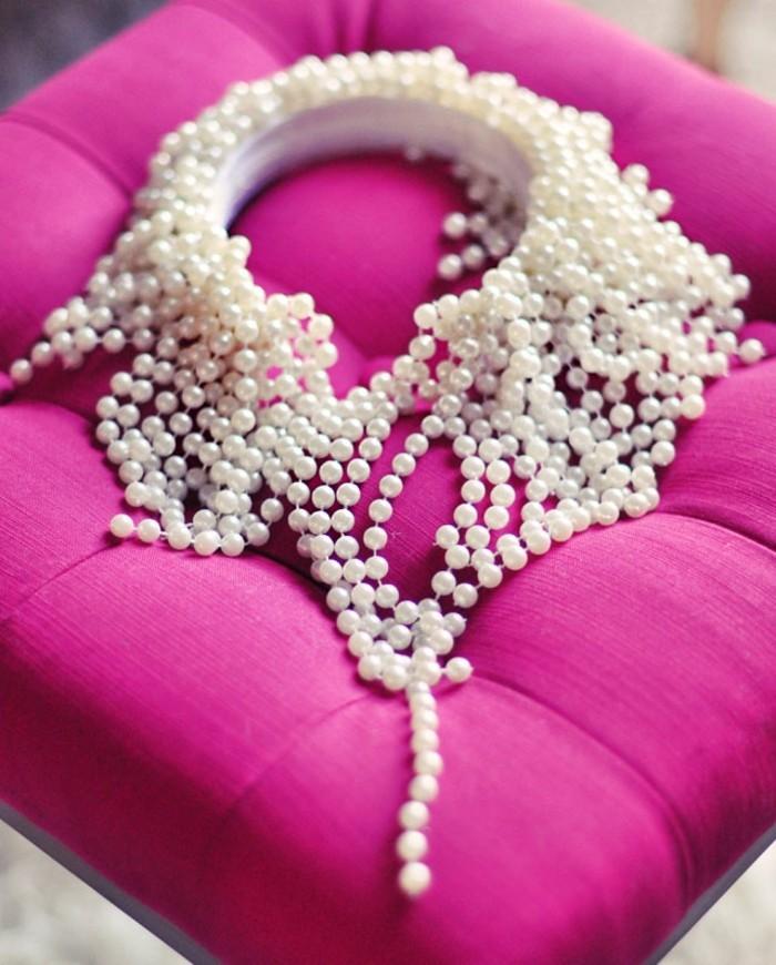 45 tolle ideen wie sie perlenketten selber machen. Black Bedroom Furniture Sets. Home Design Ideas