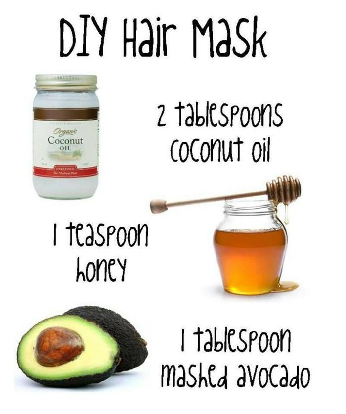 kokosoel-fuer-die-haare-ein-rezept-mit-hoenig-und-avokado