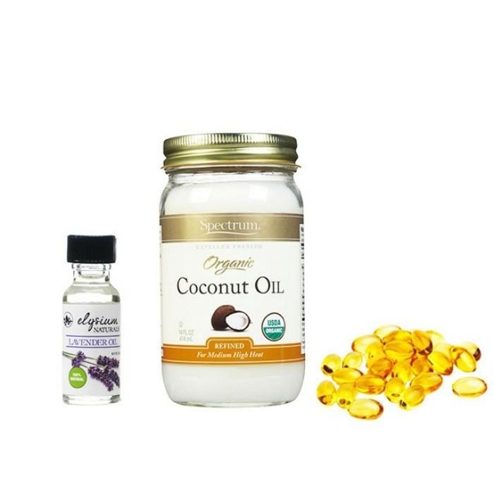 kokosoel-fuer-die-haare-mit-lavendel-und-omega-3