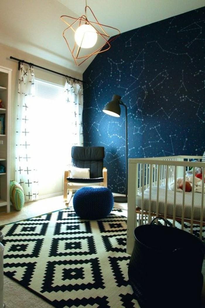 Teppich Weltraum Kinderzimmer | Bibkunstschuur