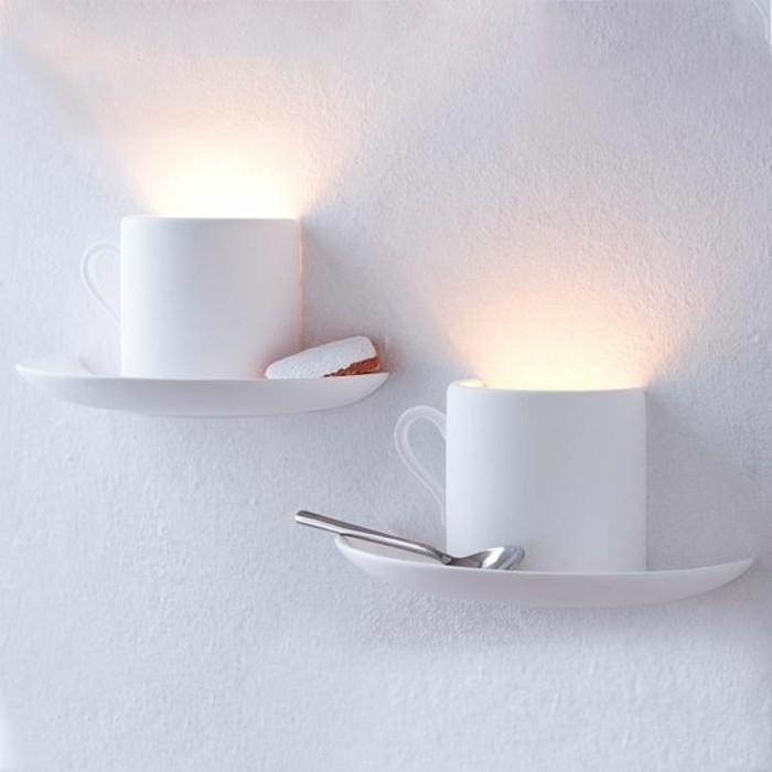 lampe-basteln-aus-weise-kaffeetassen-kleine-lofel-wanddeko