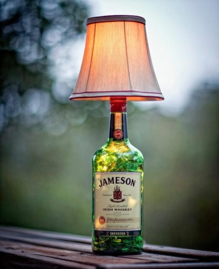 lampen-selber-machen-aus-flasche-und-strassteinchen