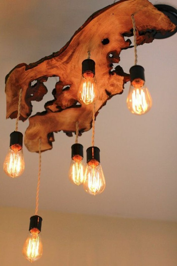 lampen-selber-machen-aus-holz-beleuchtung-gluhbirnen