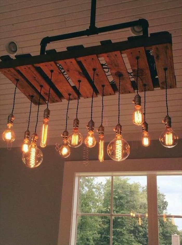 selbstgemachte lampen