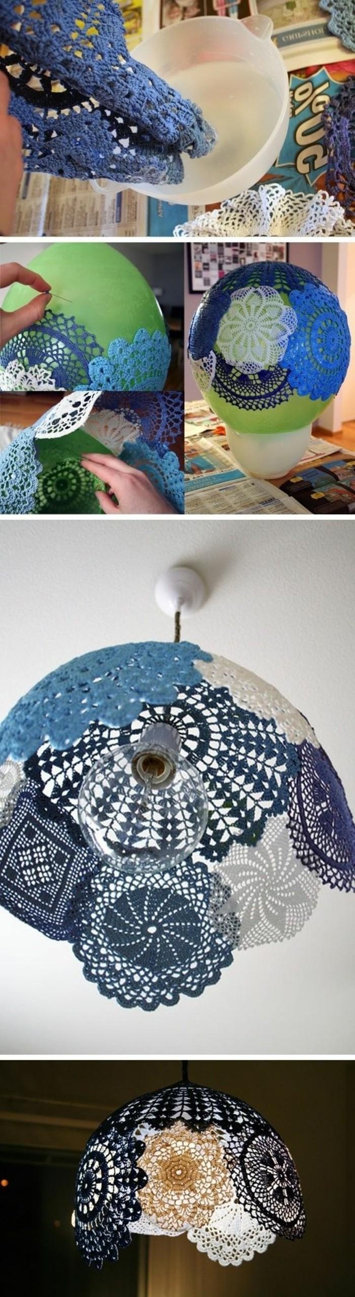 lampenschirm-basteln-spitzen-kleber-balon-schale