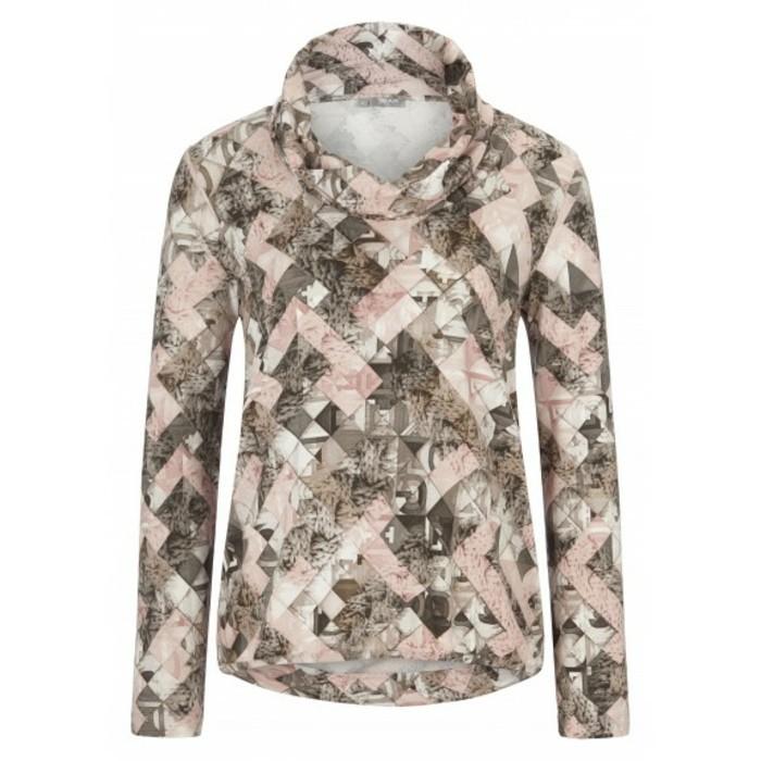 modemarken-online-pullover-mit-rollkragen-muster-gummi-saumzug