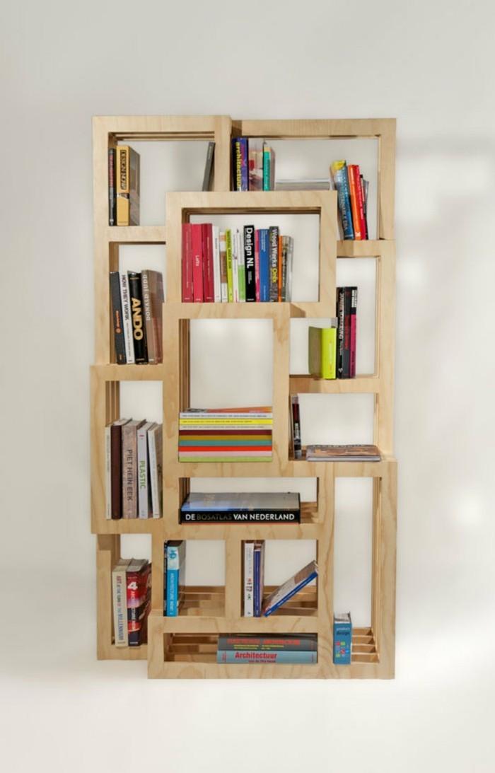 Bücherregal Ideen - über 60 Inspirationen für Ihr Zuhause - Archzine.net
