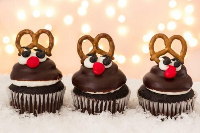 rentier-schokolade-muffins-cupcakes-schokoladenguss-einfacher-nachtisch-leckerer-nachtisch