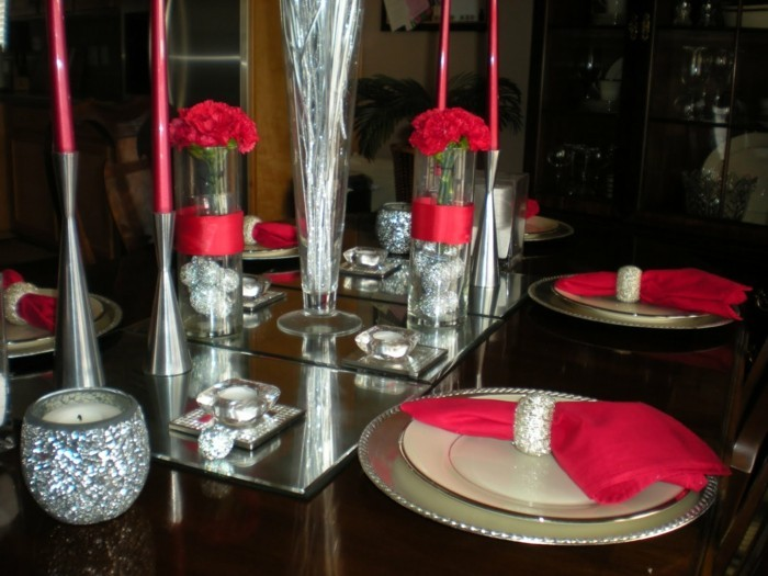 40 super silvester dekoration ideen f r die beste party - Silvester dekoration ...