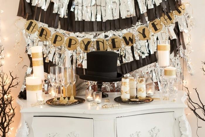 silvester-dekoration-ideen-vintage-dekoration