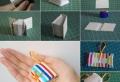 Ein kleines Buch basteln – 84 Ideen und Bauanleitungen!