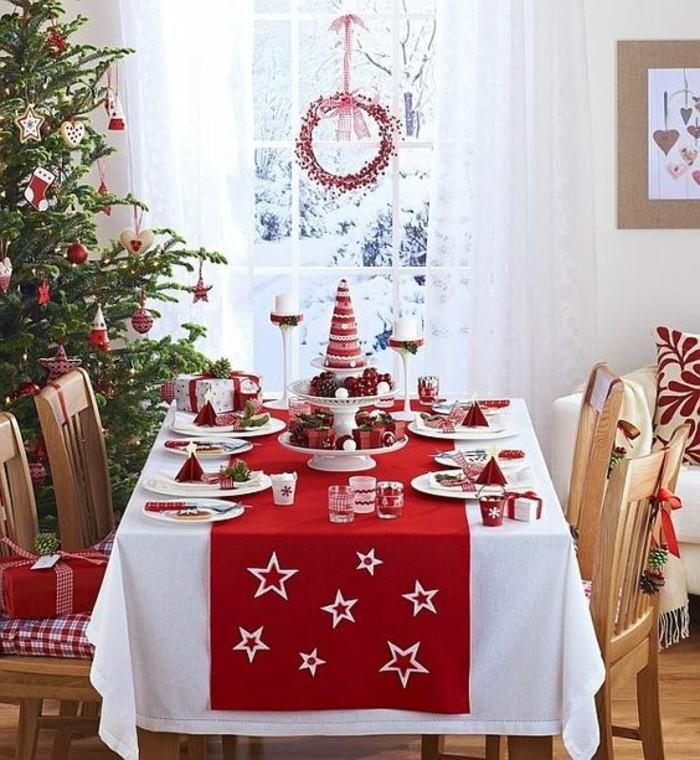 weihnachtliche tischdeko schaffen sie eine wirklich festliche atmosph re. Black Bedroom Furniture Sets. Home Design Ideas