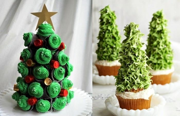 Muffin Tannenbaum.11 Schnelle Und Leckere Rezepte Für Dessert Zu Weihnachten