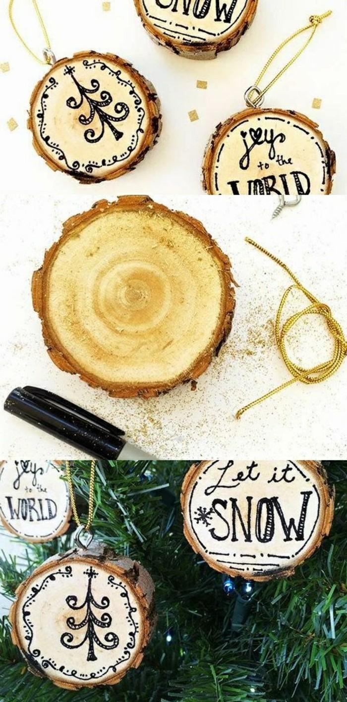 weihnachtsdeko-aus-holz-holuscheiben-schwarzer-faserstift-tannenbaum