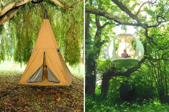 übernachten-im-wald-hier-sind-zwei-ideen-für-campingzelte-in-dem-wilden-wald