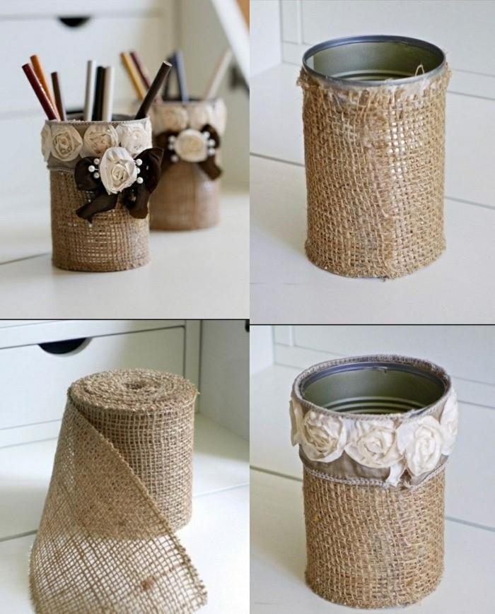 12-kreative-bastelideen-konservendose-leinen-rosen-bleistifte-stifthalter-selber-machen