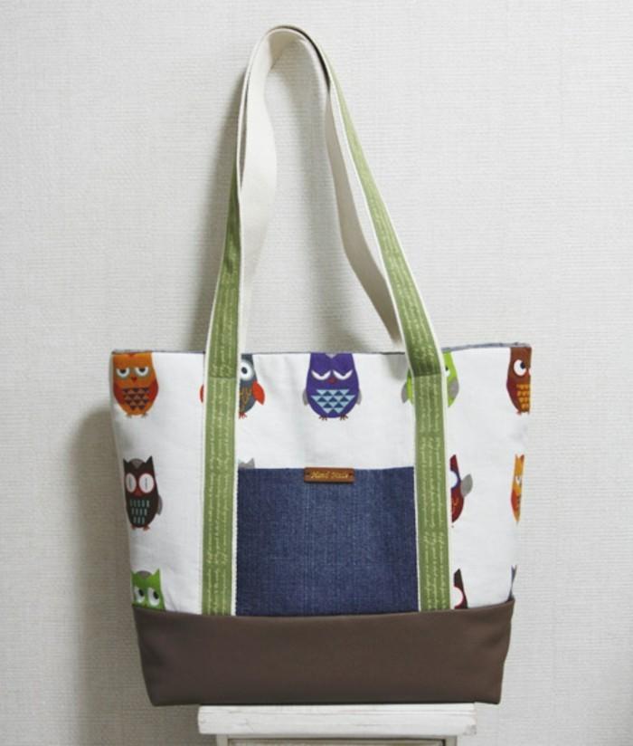 Super coole Ideen zum Thema Tasche selber nähen - Archzine.net