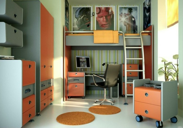 kinderzimmer schreibtische f r kleine kinderzimmer. Black Bedroom Furniture Sets. Home Design Ideas