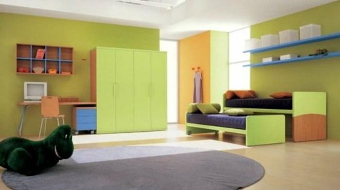 kinderzimmer einrichten tolle ideen zum thema. Black Bedroom Furniture Sets. Home Design Ideas