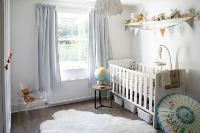 Frische babyzimmer ideen f r gesunde und gl ckliche babys - Kleines babyzimmer ...